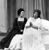 Desdemona; Otello; CAPAB; 1988; with Lucy Coleby-Long